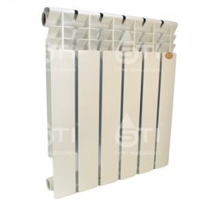 Радиатор BIMETAL STI RUS 500-80,  4 секции