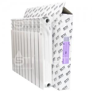 Радиатор BIMETAL STI 500/100,  4 секции