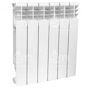 Радиатор BIMETAL STI THERMO RUS 500/80,  6 секции